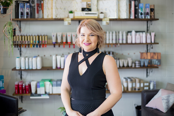 Andrea Sullivan Boutique Hair Lounge DUO Magazine