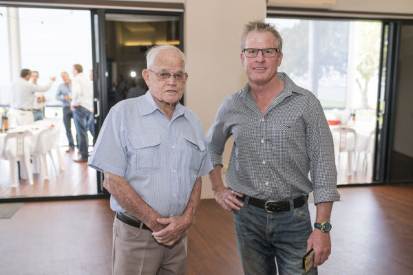 The Surf Club TPBSLSC Sportsman's Lunch Barry Desailly, Rowan Desailly