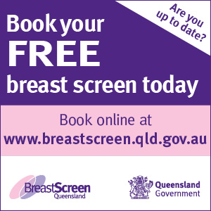 Book your free breast screen today